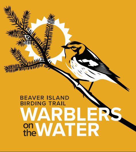 Warblers on the Water T-shirt design